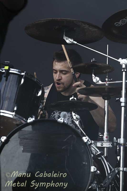 X Leyendas del Rock Festival: 5 de Agosto'15 – Polideportivo Villena (Alicante)