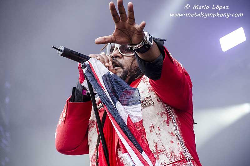 Bandas que tocarán el 23 de Junio'17 en el Download Festival de Madrid