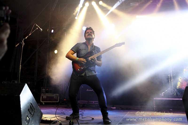X Leyendas del Rock Festival: 8 de Agosto'15 – Polideportivo Villena (Alicante)