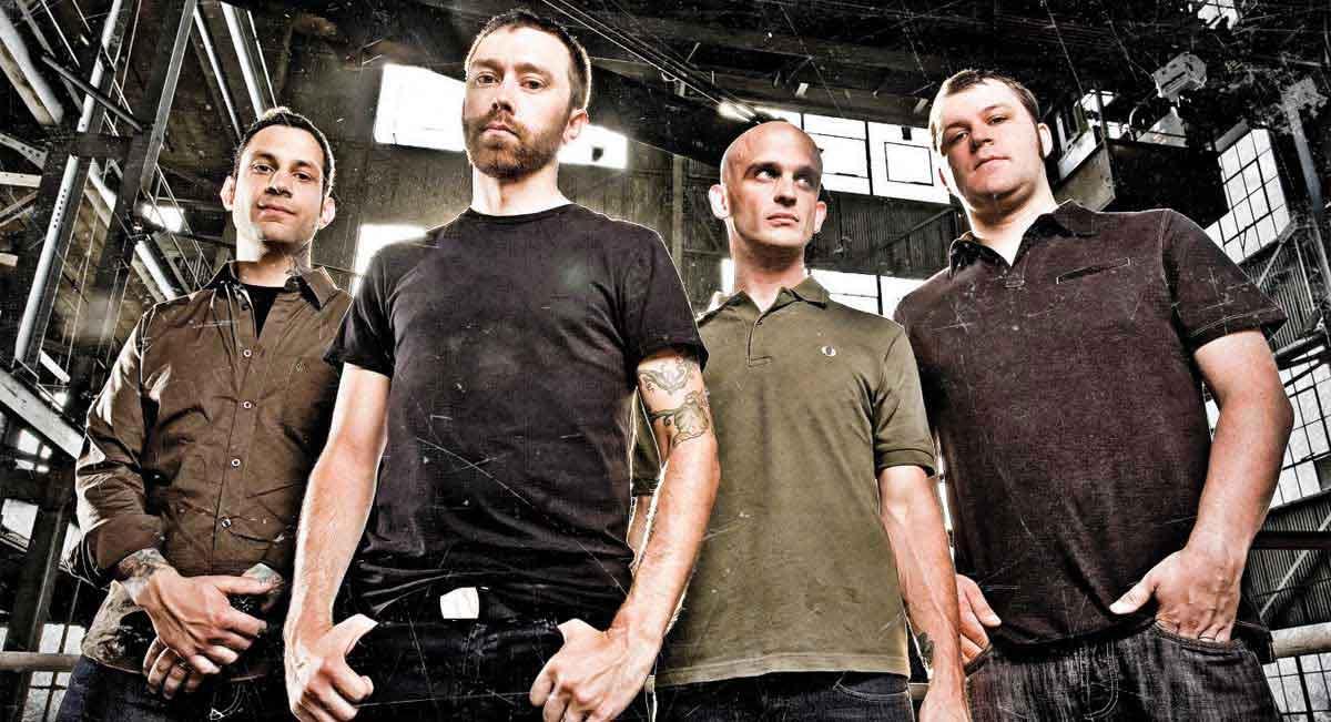 Gira española de Rise Against