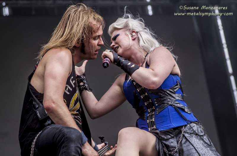 Battle Beast en gira por España