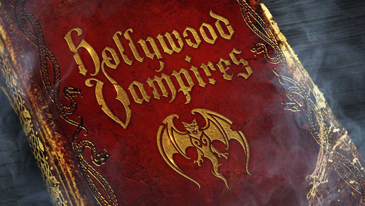 The Hollywood Vampires : Hollywood Vampires // Universal Music