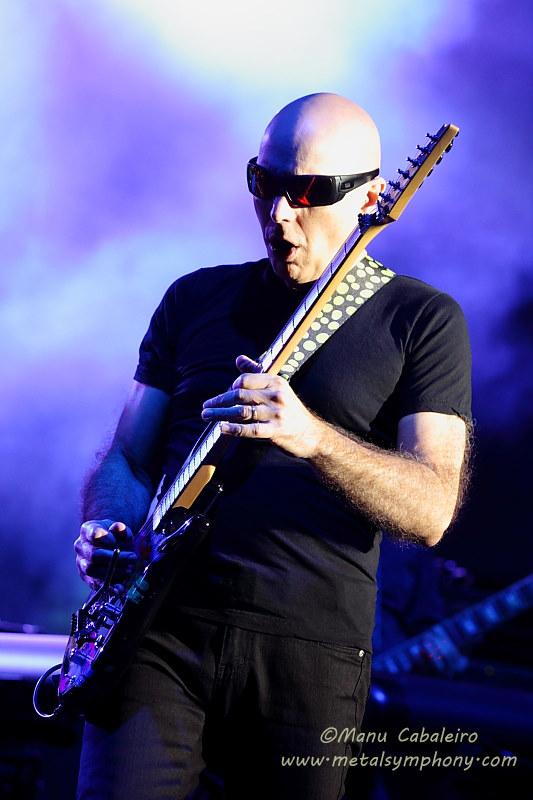 Joe Satriani – 1 de Octubre'15 – Circo Price (Madrid)
