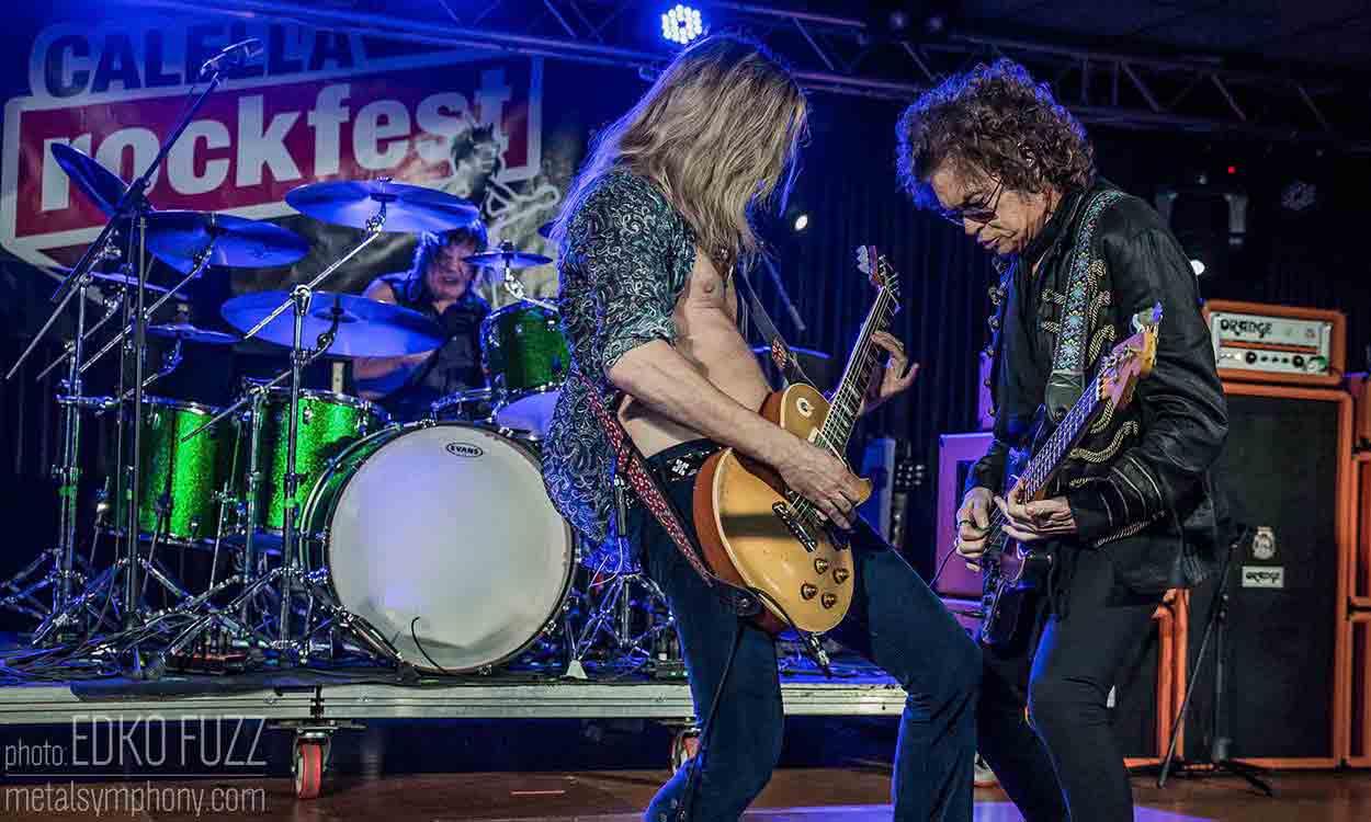 Calella Rockfest – 10 y 11 de Octubre'15 – Fàbrica Llobet (Calella)