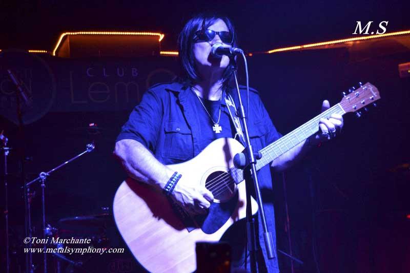 House of Lords + White Coast Rebels - 7 de Octubre'15 - Sala Lemon (Madrid)