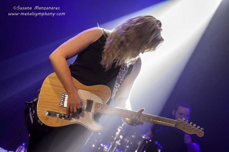 Joanne Shaw Taylor – 19 de Septiembre'15 - Teatro Barceló (Madrid)