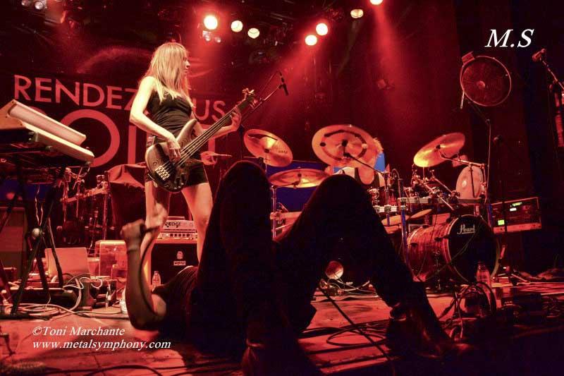 Leprous + Sphere + Rendezvous Point - 9 de Octubre'15 - Sala Caracol (Madrid)