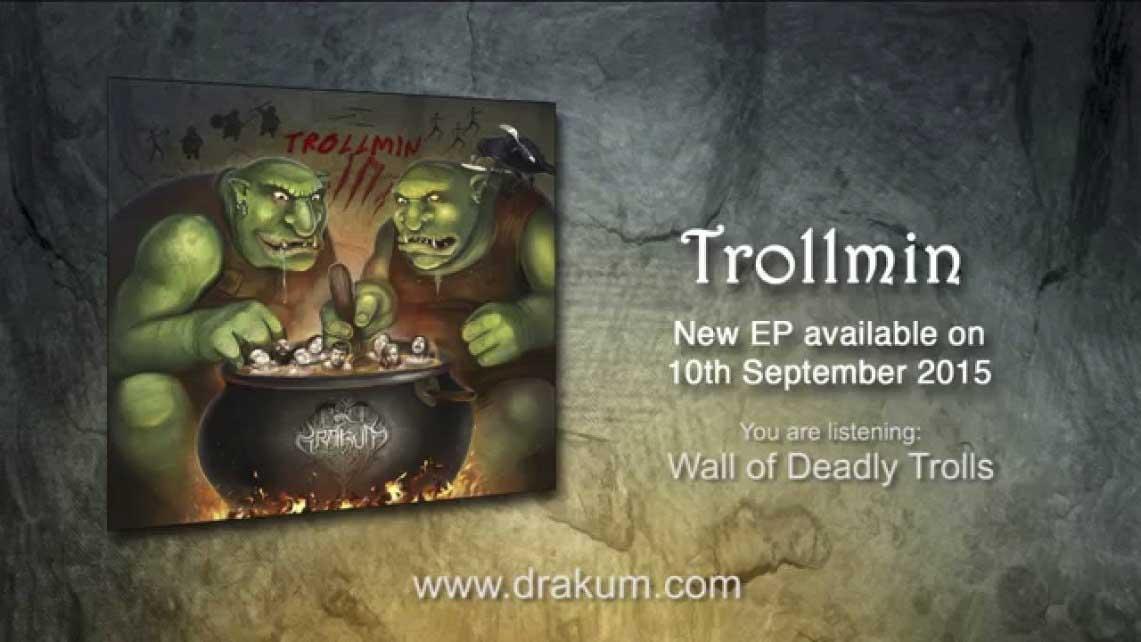 Drakum: Trollmin // Autoeditado
