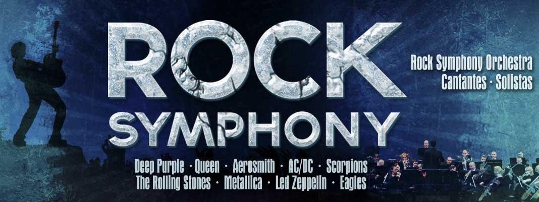 La música clásica y el rock se vuelven a unir en «Rock Symphony»