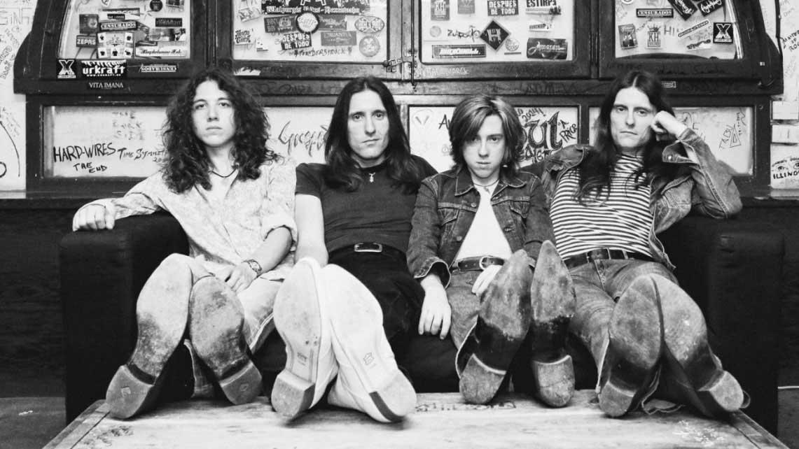 '77: Nothing's Gonna Stop Us // Century Media