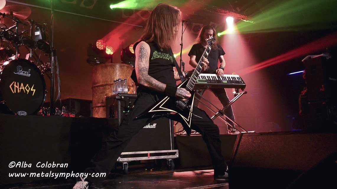 Children of Bodom + Sylosis – 2 de Noviembre'15 – Sala Razzmatazz 2 (Barcelona)