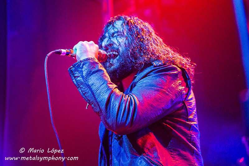 Riverside + The Sixxis + Lion Shepherd  - 31 de Octubre '15 - Sala Joy Slava (Madrid)