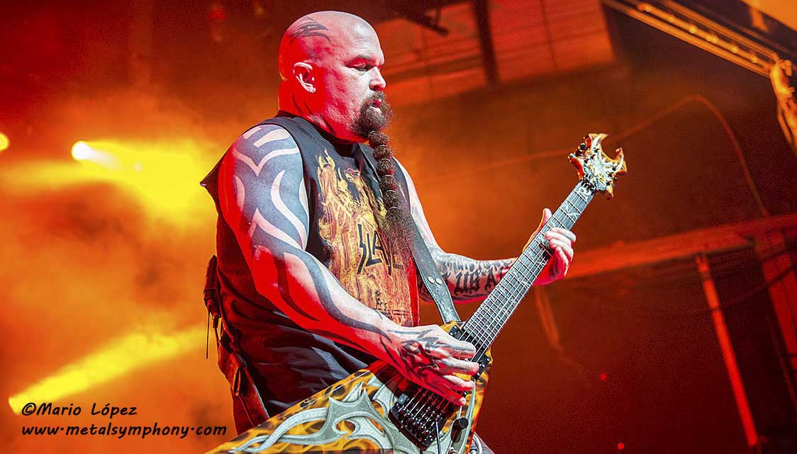 El Final Tour de Slayer pasará por Madrid y Barcelona