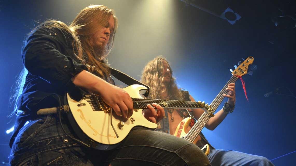 Stratovarius + Gloryhammer + Divine Ascension – 28 de Octubre'15 – Sala Razzmataz 2 (Barcelona)