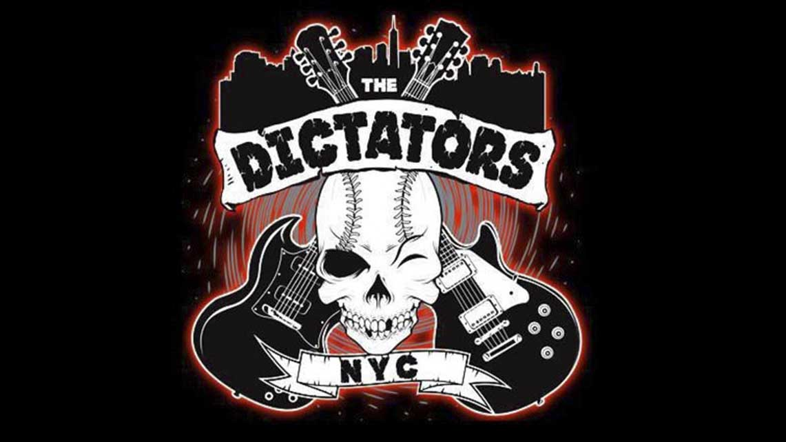 THE DICTATORS NYC en el Stash R'n'R Club (Barcelona)