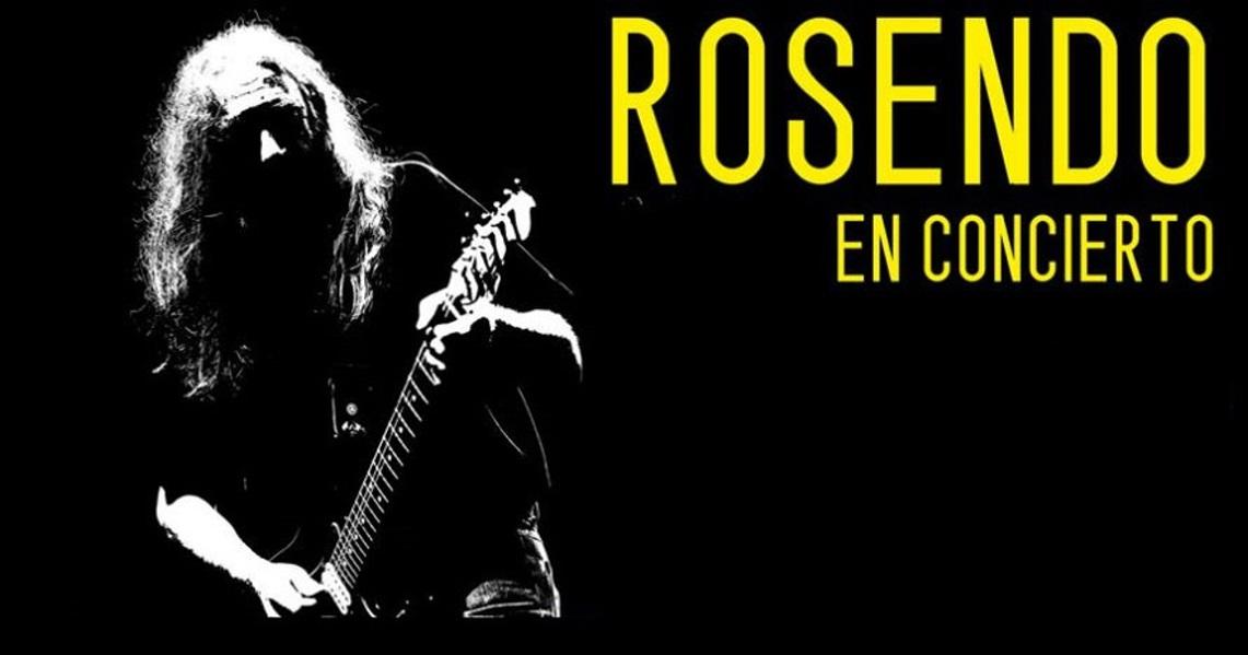 El fin de gira de Rosendo pasará por Tarragona