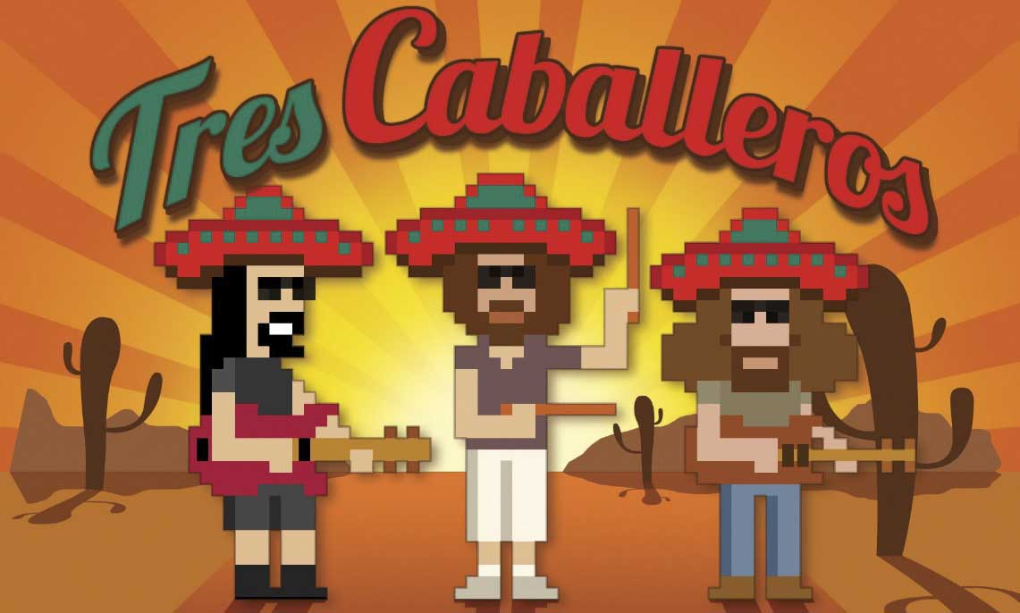 The Aristocrats: Tres Caballeros //Boing Music