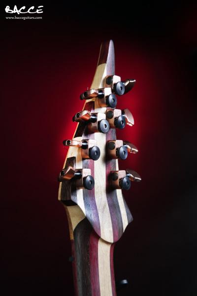 Entrevista a Daniel Cabezas - Bacce Guitars -