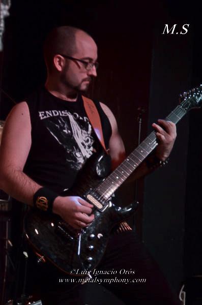 Leather Heart + Alacrán + Endiscordia  - 27 de noviembre'15 - Sala Utopía (Zaragoza)