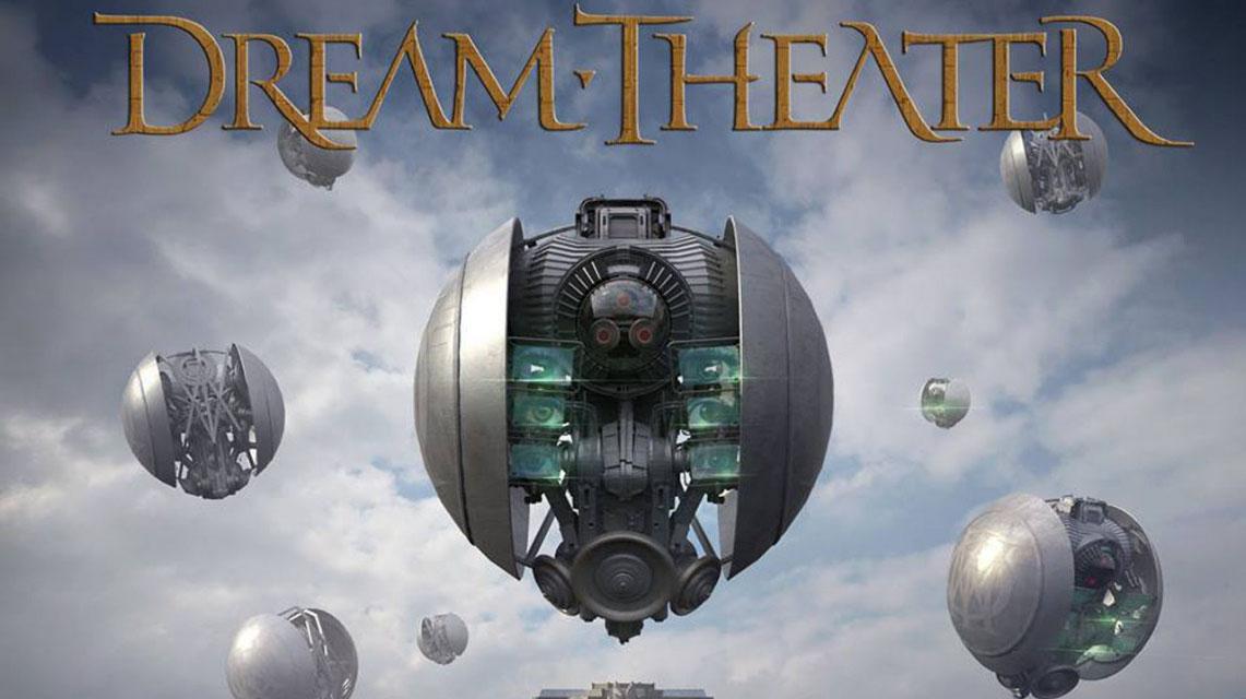 Dream Theater: The Astonishing // Roadrunner Records