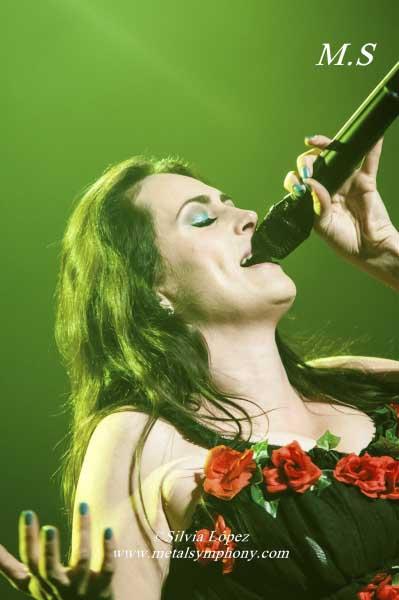 Iron Maiden, Evanescence, Lordi, Accept...