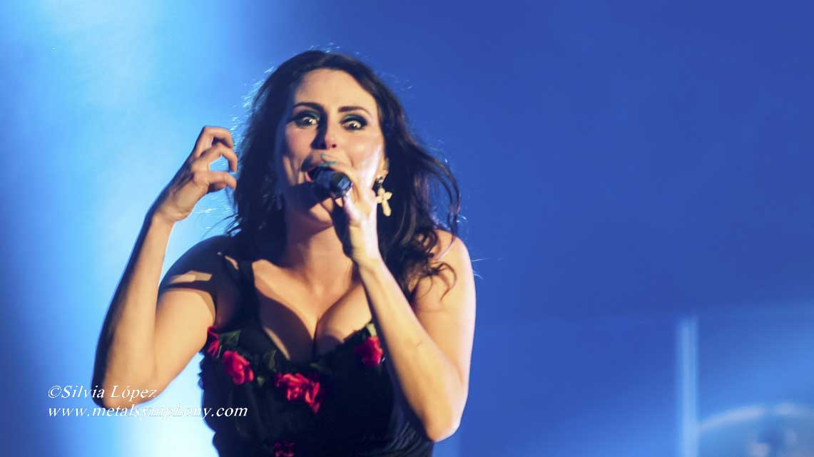 Within Temptation –  2 de Enero'16 – Festival Actual 2016 (Logroño)