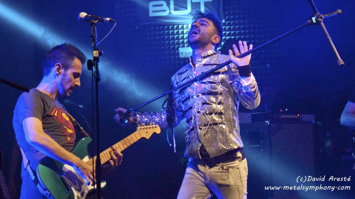 Momo – 28 de Noviembre'15 – Sala But (Madrid)