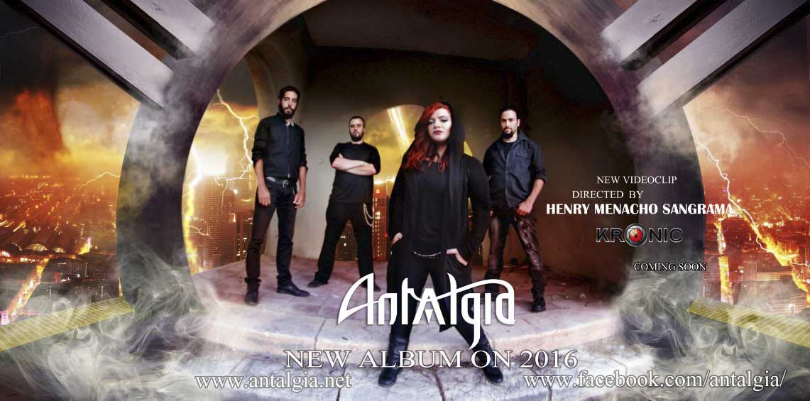 Antalgia: The Seventh Day – Twisted Dreams Of Dark Commander