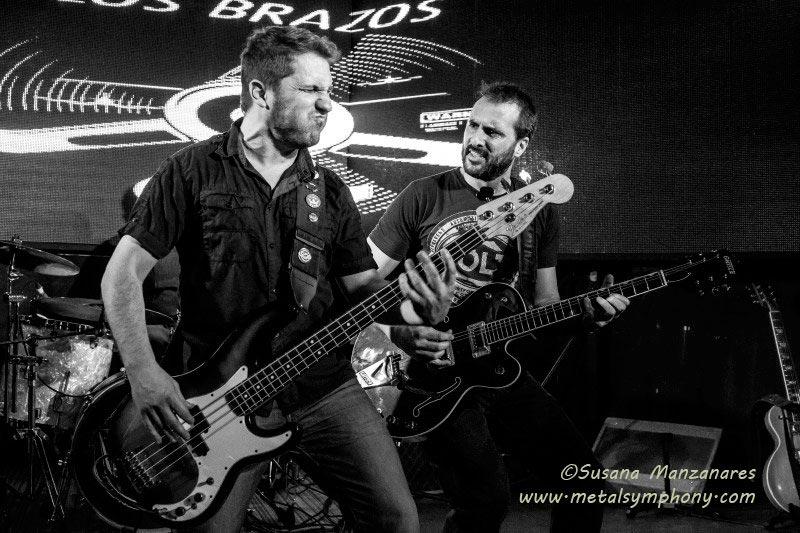 Los Brazos – 29 de Enero'16 – Sala Boite Live (Madrid)