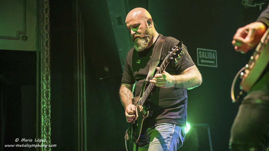 Muere Piotr Grudzinski, guitarrista de Riverside