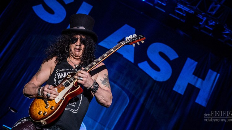 """Driving Rain"" el single del nuevo disco de Slash, ya disponible"
