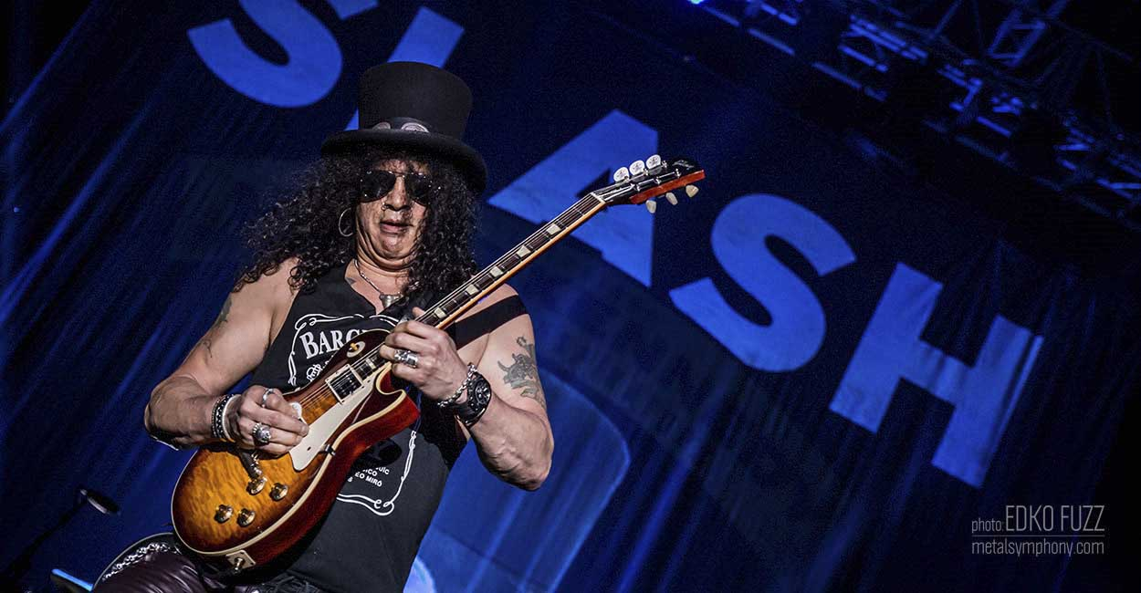 Slash – Slash con Anthony Bozza // Es Pop
