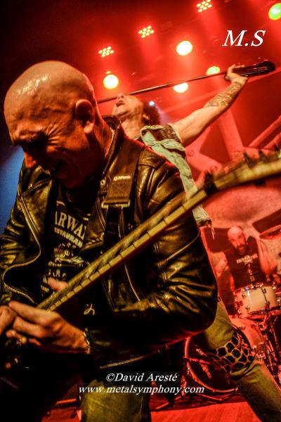 Obús Exhibió Su Sangre De Rock And Roll En Tarragona