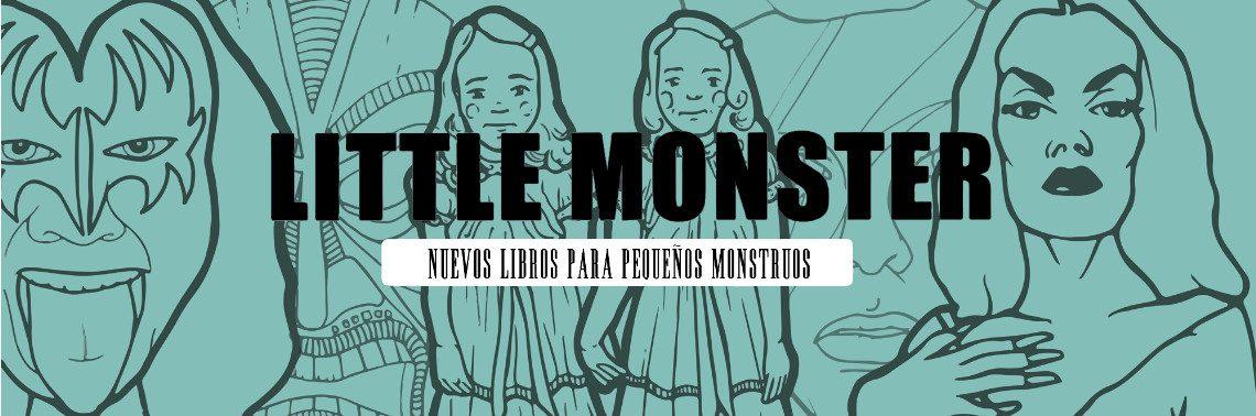 Little Monster, libros para pequeños rockeros.... | Metal Symphony