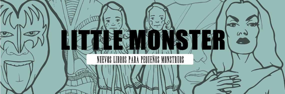 Little Monster, libros para pequeños rockeros….