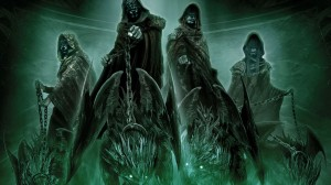 Lords of Black: Cry no more – II