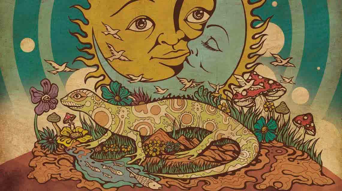 Spiritual Beggars : Sunrise to Sundown // InsideOut Music