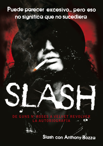 Slash - Slash con Anthony Bozza // Es Pop