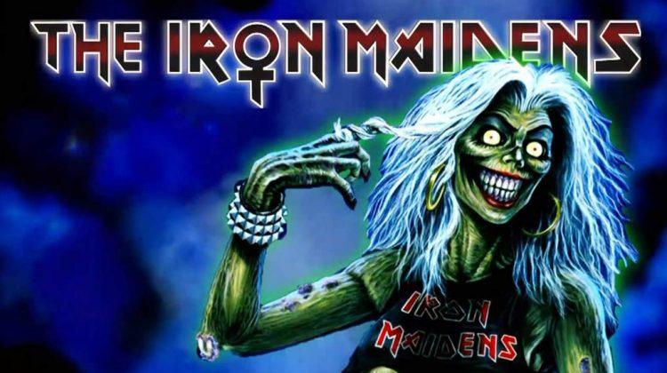 The Iron Maidens de gira por España