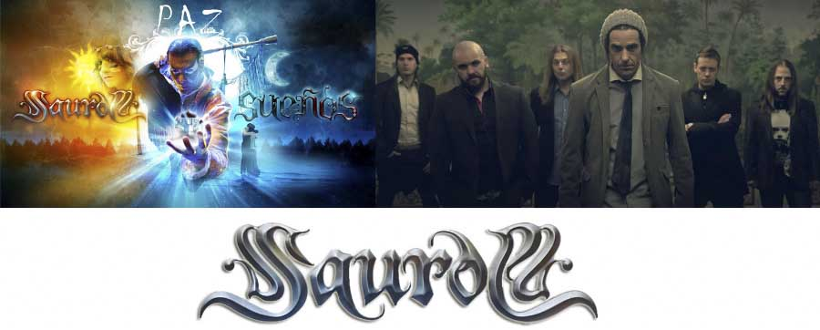 Concierto especial XX aniversario de Saurom en Madrid