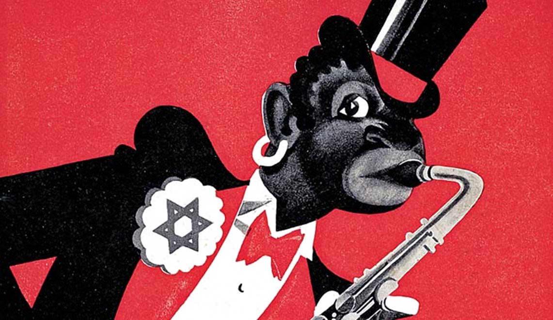 «Swing frente al nazi» ya a la venta, editado por Es Pop Ediciones