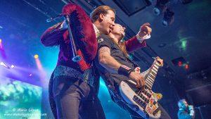 Detalles del concierto de Saurom de Madrid