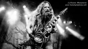 La calma del Vikingo: Zakk Wylde + Jared James Nichols – Junio'16 (Madrid)