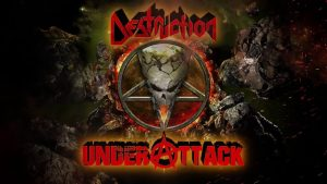 Destruction: Under Attack // Nuclear Blast