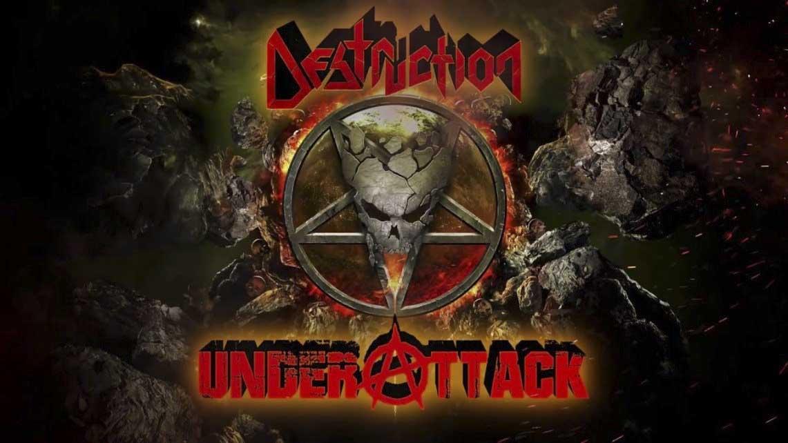 Destruction: Under Attack // Nuclear Blast