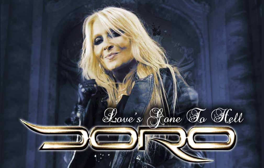 DORO: Love's Gone To Hell  (OFFICIAL VIDEO)