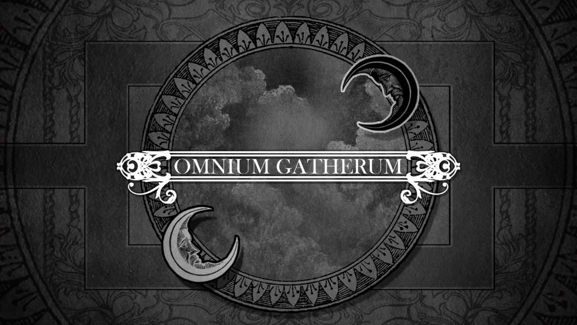 Omnium Gatherum: Grey Heavens // Lifeforce Records
