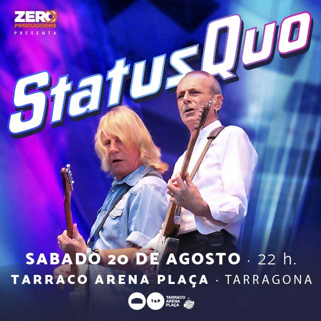 Status Quo en Tarragona