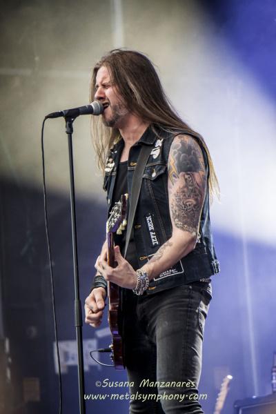 Sweden Rock Festival'16- Primera Parte: 8 y 9 de Junio'16