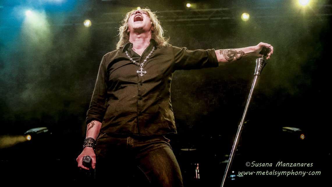Gotthard se ven forzados a cancelar los conciertos de Madrid y Barcelona por enfermedad de su cantante